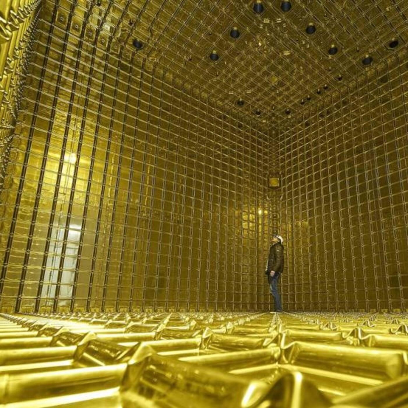 247 - Rep. ¿De Qué Está Hecho Todo lo Conocido? Y los Misterios de los Neutrinos: los Mensajeros del Cosmos