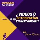 Vendo ROPA en Instagram ¿Que es mejor ¿fotos o vídeos?
