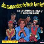Las Marionetas de Herta Frankel en La Caperucita Roja y el Gato con Botas (1962)