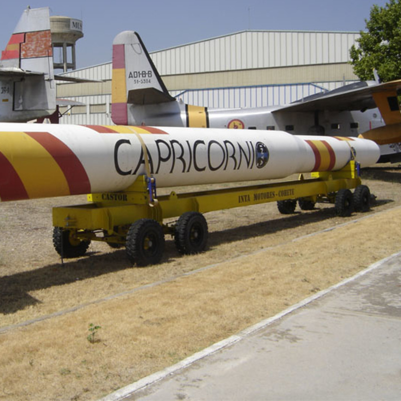 Sustos nucleares, misiles, satélites y geoestrategia...