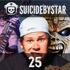 SuicideByStar #25: Conspiranoia y ciencia en el rock