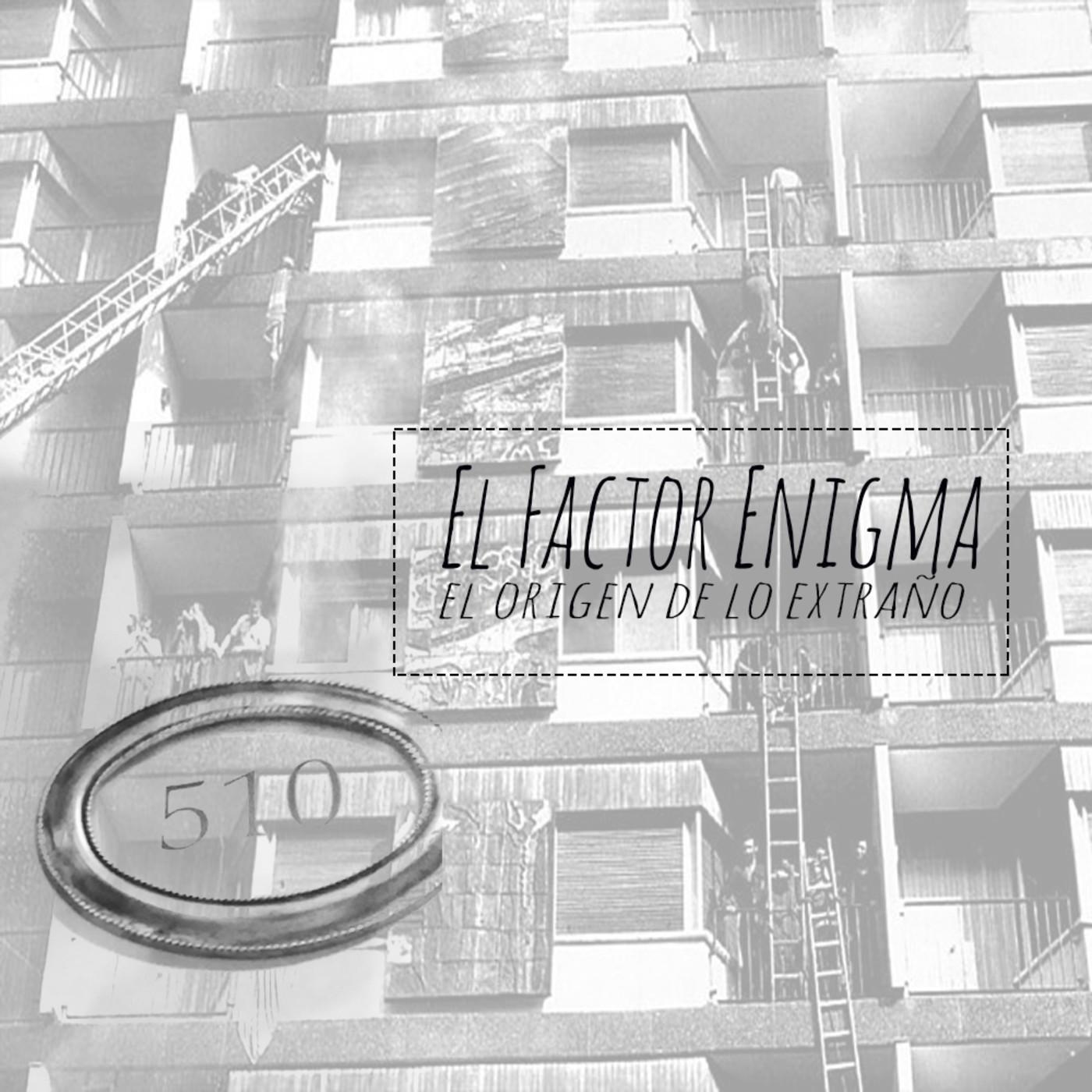 """1x04 Conspiración y fantasmas en el hotel """"Corona de Aragón"""""""