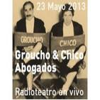 """Los Jueves, Radioteatro en vivo. Sesión Mayo 2013 - """"Groucho y Chico, Abogados"""""""