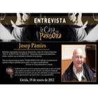 Entrevista a Josep Pàmies, agricultor ecológico y naturalista