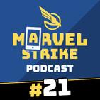 Llega RESCUE, se avecina COLOSO y el Oráculo en el mercado| Marvel Strike Podcast #21