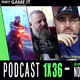 PODCAST SOULMERS 1x36 Deadpool 2, Battlefield V, Vavra, Little Witch Academia