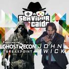 5x05SC- Todos los anuncios de los creadores del LOL. Review de John wick y Ghost recon Breakpoint
