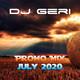 DJ Geri @ Promo Mix (July 2020)