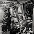 El metro, hosco subterráneo
