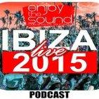 Enjoy the sound RADIOSHOW #026 IBIZA LIVE SESSIONS - Chris Liebing @ amnesia Ibiza