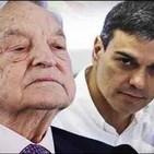 Reunión Sánchez y Soros