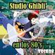 T02E08 - Las Primeras 4 PELÍCULAS de Studio GHIBLI