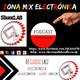 "Tech House Sesion ""Zona Mix Electrónica"", emitida a través de ""Sound Lab Radio"", 10 -10-2018"