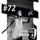 La hora léptica 72 (29-09-2013)