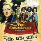 Los Tres Mosqueteros (1948) #Aventuras #Acción #CapaYespada #peliculas #audesc #podcast