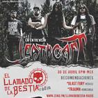 Deathcraft en entrevista - El Llamado de la Bestia 30/04/2020