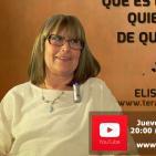 QUE ES EL DESPRENDIMENTO, QUIEN SE DESPRENDE, DE QUE TE DESPRENDES por Elisa Bernal