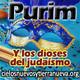 PURIM y los dioses del judaísmo