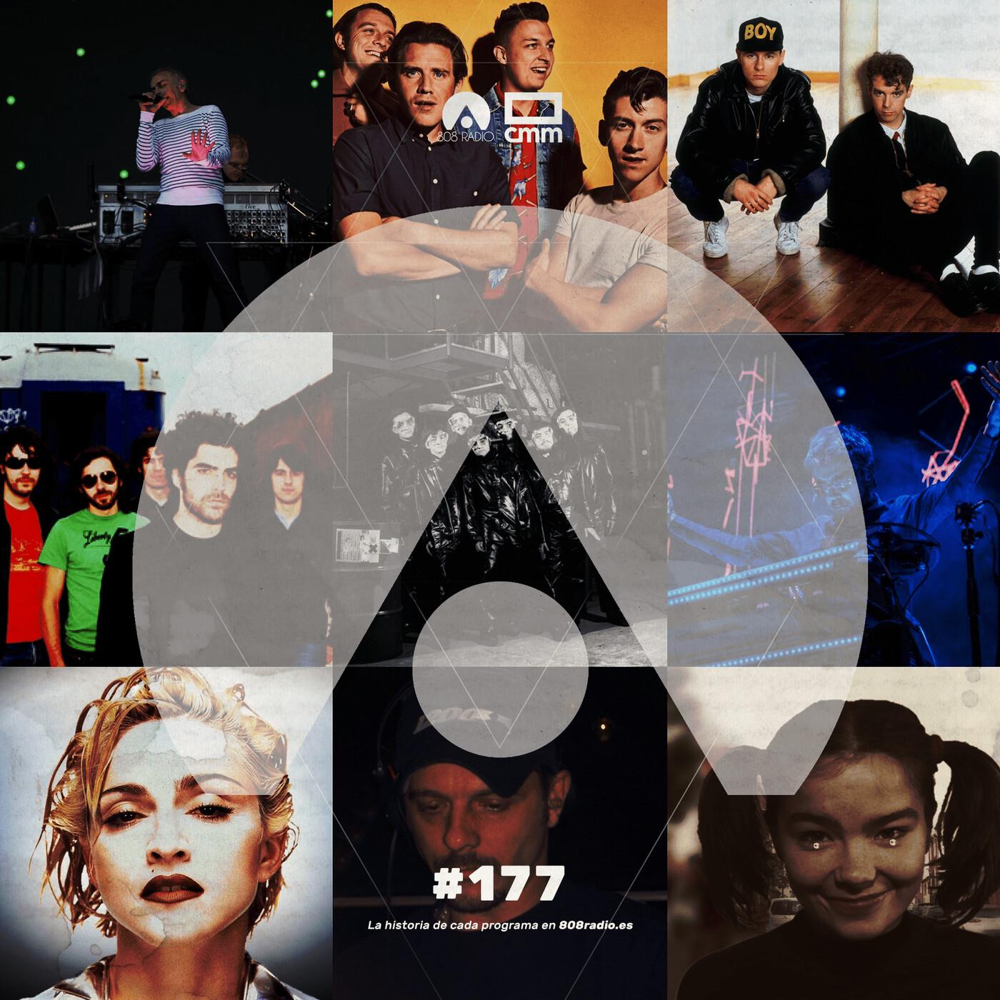 808 Radio #177 / Leyendas II / CMM Radio – 29/8/2020