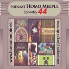 Episodio #44.- A la mina de Azeroth esquivando psicópatas
