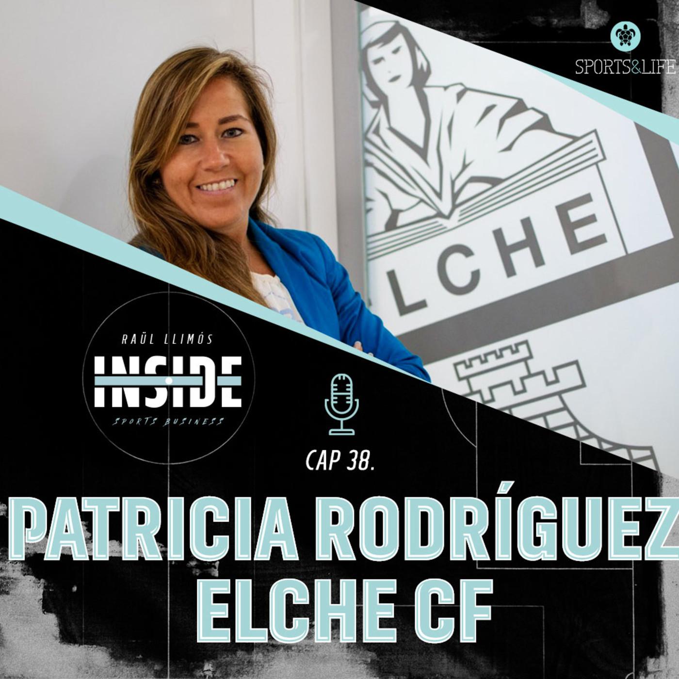 #38. Patricia Rodríguez Barrios (Elche CF)