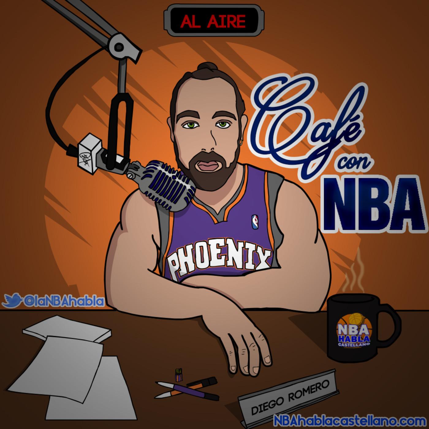 Café con NBA - Día 34
