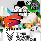 5x10SC- Google Stadia: la decepción. Xbox X019 y The Games Awards.