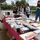 Feria del libro en el CSU