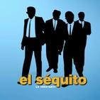 El Séquito 1x04 Series con de todo un poco (Black Mirror, Fargo, Electric Dreams, True Detective,etc) con Rafa Gambín