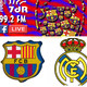 CHAMPIONS BARCA!! copa del rey Barca 1 Madrid 1