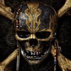 Piratas del caribe: La venganza de Salazar. Estrenos del 26 de Mayo de 2017