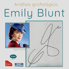 1º Grafocine - Emily Blunt