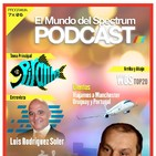 7x06 Mathew Smith - Luis Rodríguez Soler - Piranha - El Mundo del Spectrum Podcast 7x06