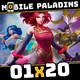 01x20 - Vuelve el Mobile Masters de Amazon, Dungeon Hunter Champions, This Side Up, El CoD mobile de King y mucho más!