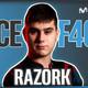 Razork, un español en la LEC - Face to F4C3
