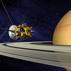 La misión Cassini de la NASA