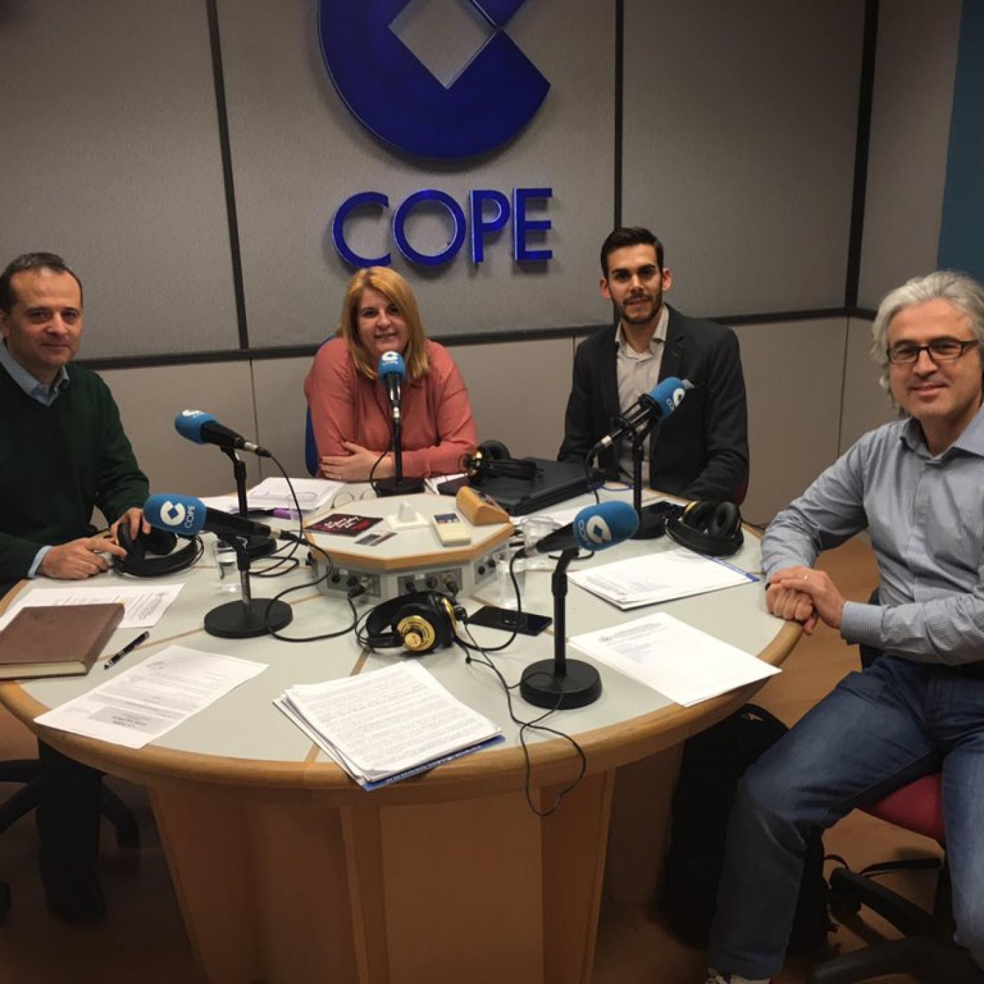 Thumbnail for 2016-01-13 - Reforma de las Leyes Hipotecaria y Catastro Inmobiliario en 92.6FM de COPE Valencia