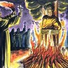 T5 x 06 *Desafiando a la Inquisición: Giordano Bruno**El Mago de la Segunda Guerra Mundial**Viajes en el Tiempo*