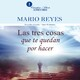 Las 3 cosas que te quedan por hacer - Mario Reyes Completo