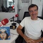 El periodista Vicent Artur Moreno presenta su libro 'Nosaltres els vertebrats'