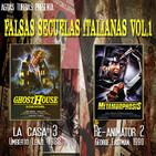 Aguas Turbias 59 - La casa 3 (Ghosthouse) y Re-animator II (Metamorphosis)