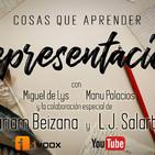 2x37 30TPH CQA - Representación (con L.J. Salart y Miriam Beizana)