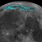 44.2. Encuentran una gran masa de metal en la luna terrestre, existía un plan de hace 400 años para viajar a la luna...