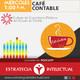 Café Contable (Postulados básicos y contabilidad)