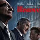 The Irishman. Scorsese en las rocas