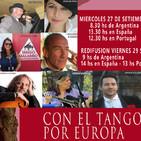 Artistas del Tango en Europa - Eduardo Aldiser - Oscar Pedro Juliano - Radio Nueva Argentina FM 88.5 27-9-2017
