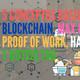 Blockchain, Halvin, Proof of work, Max cap y dificultad: 5 conceptos que deberías conocer