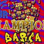 CHAMPIONS BARCA!!!! (- audio -) barca 3 chelsea 0