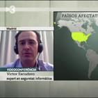VEscudero en TV3: Ataque de Ransomware y su preferencia por bitcoin