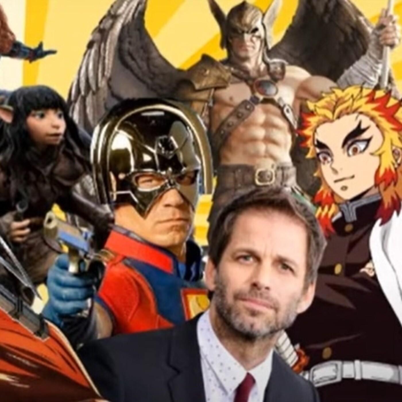 [NOTICIAS] - Regrabaciones Snyder Cut, Retrasos fase 4 Marvel, Supergirl y Cristal oscuro canceladas